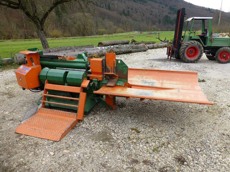 Posch splitmaster 24 to holzspalter for Splitmaster