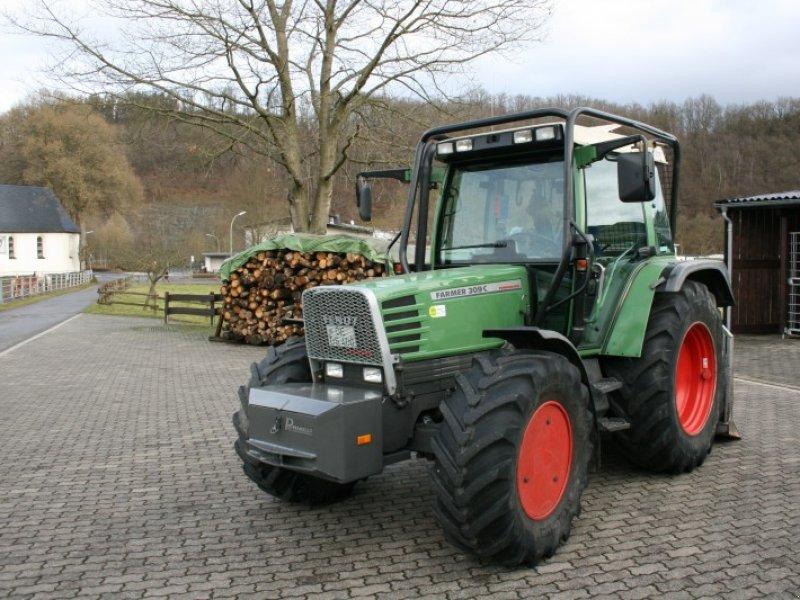 fendt 309c tracteur forestier