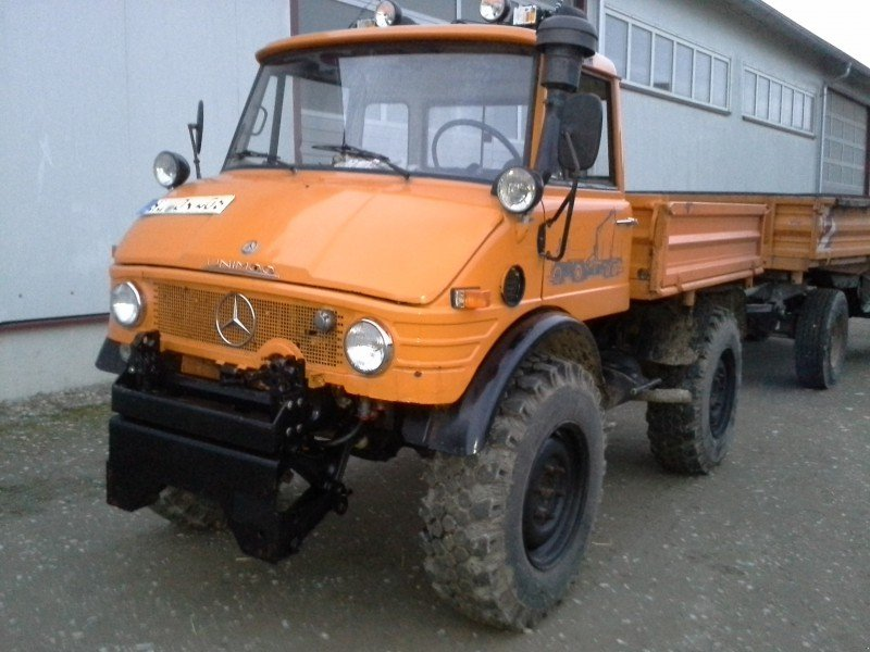 mercedes benz unimog 406 agrar unimog. Black Bedroom Furniture Sets. Home Design Ideas