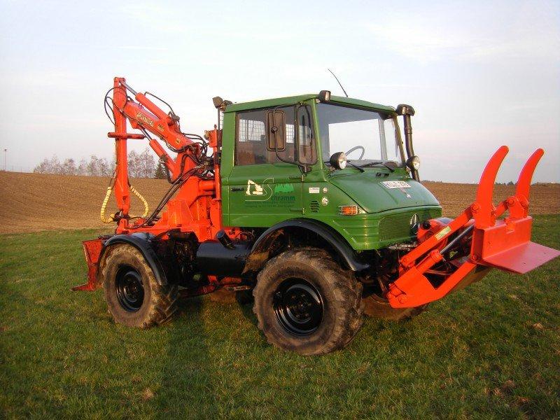 mercedes benz unimog 417 tracteur forestier. Black Bedroom Furniture Sets. Home Design Ideas