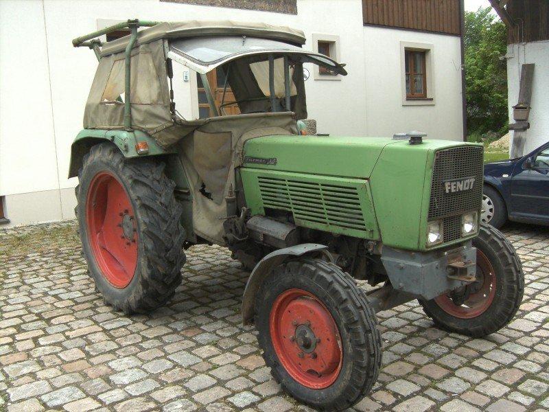 fendt fendt farmer 3s traktor. Black Bedroom Furniture Sets. Home Design Ideas