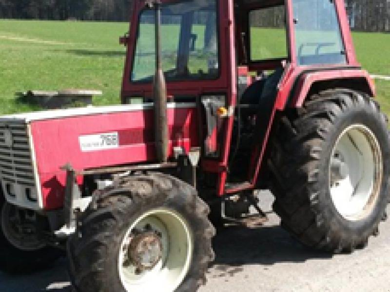 steyr steyr 768 allrad traktor. Black Bedroom Furniture Sets. Home Design Ideas
