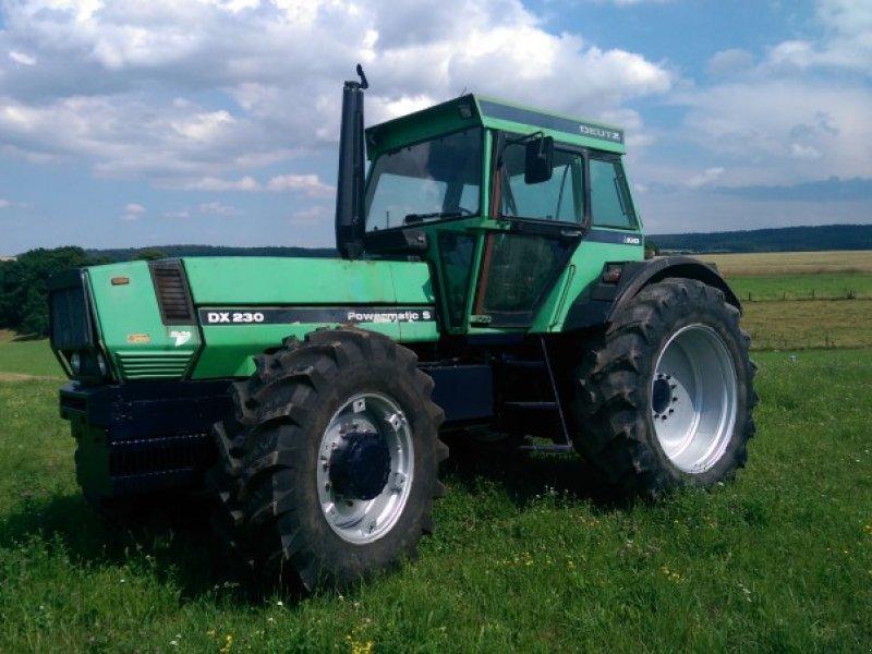 deutz-fahr dx 230 tracteur