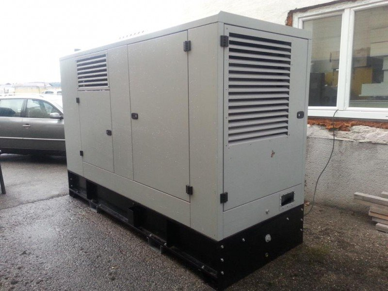magnagen 105 kva cummins diesel generator notstromaggregat. Black Bedroom Furniture Sets. Home Design Ideas