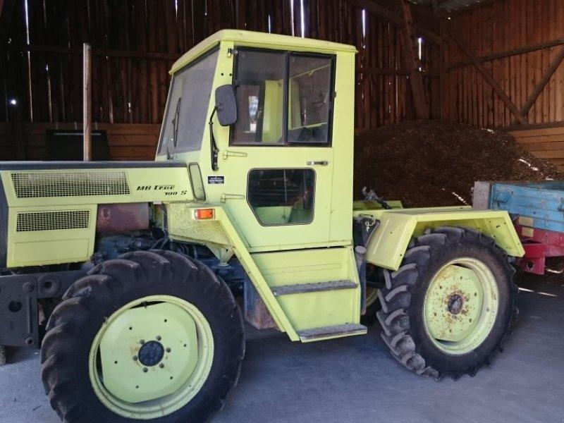mercedes benz mb trac 700 s traktor. Black Bedroom Furniture Sets. Home Design Ideas