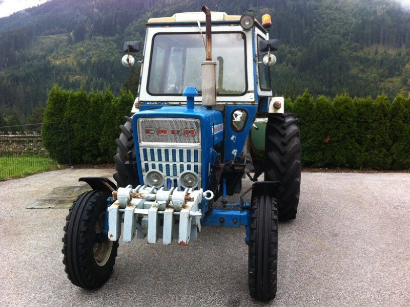 Ford Ford 400 Traktor - technikboerse.com