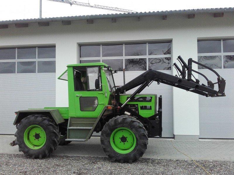 Mercedes benz mb trac 440 65 70 traktor for Mercedes benz 440