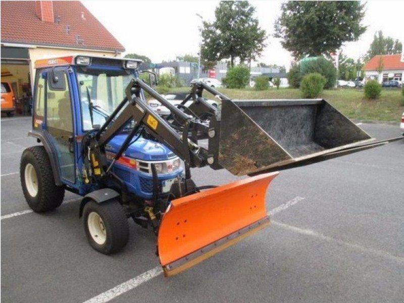 iseki 4300ahl winterpaket frontlader traktor. Black Bedroom Furniture Sets. Home Design Ideas