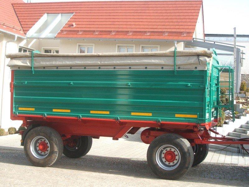 grabmeier 18 tonnen kipper. Black Bedroom Furniture Sets. Home Design Ideas