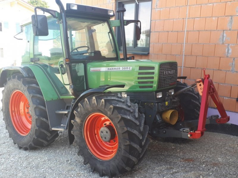 fendt 309 c traktor. Black Bedroom Furniture Sets. Home Design Ideas