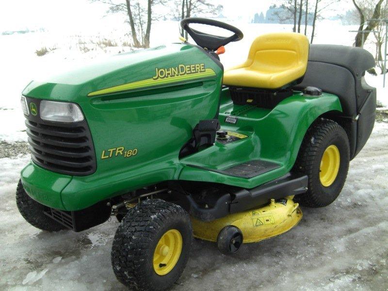 John deere ltr 180 tracteur tondeuse - Tracteur tondeuse john deere occasion ...