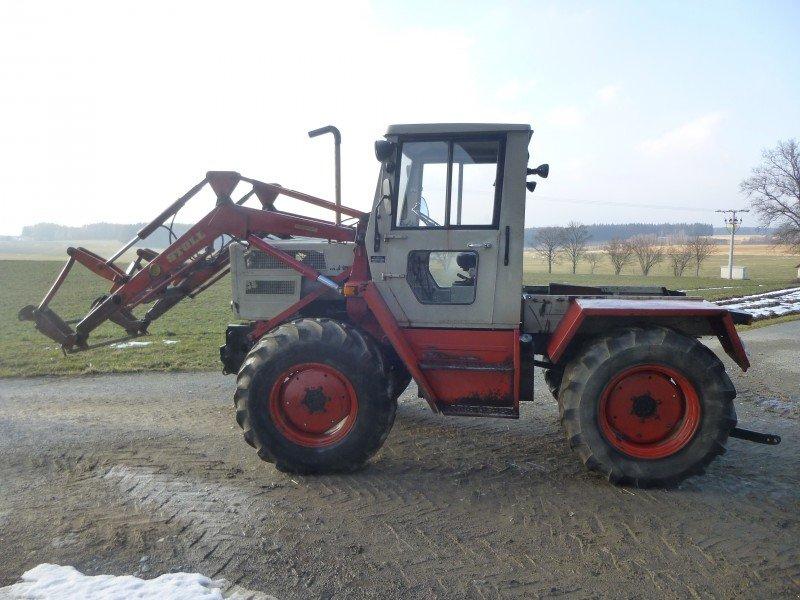 Mercedes benz mb trac 440 tractor for Mercedes benz 440