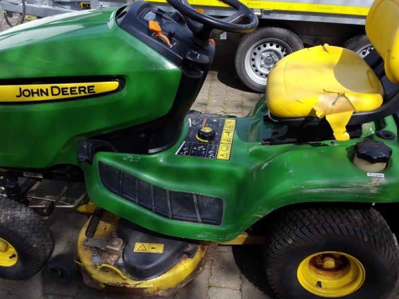 john deere x300r lawn tractor. Black Bedroom Furniture Sets. Home Design Ideas