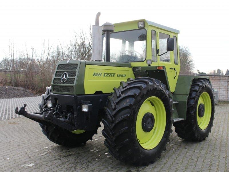 mercedes benz mb trac 1500 traktor. Black Bedroom Furniture Sets. Home Design Ideas