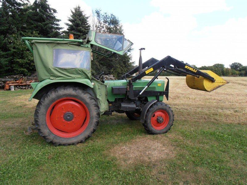 fendt farmer 2 s allrad traktor. Black Bedroom Furniture Sets. Home Design Ideas