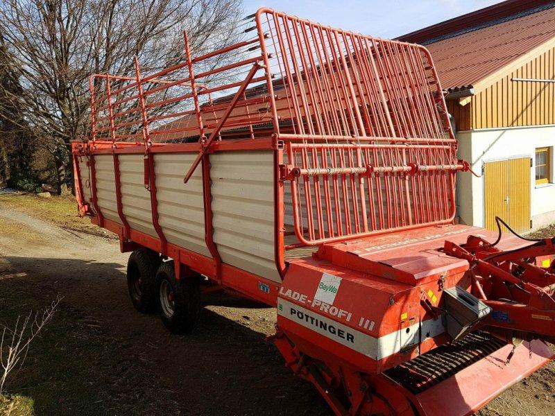Pöttinger Lade Profi III Samosběrné vozy Wiesau