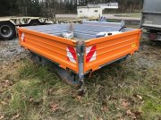 HAF Container Pritsche Holztransport usw. Heckcontainer