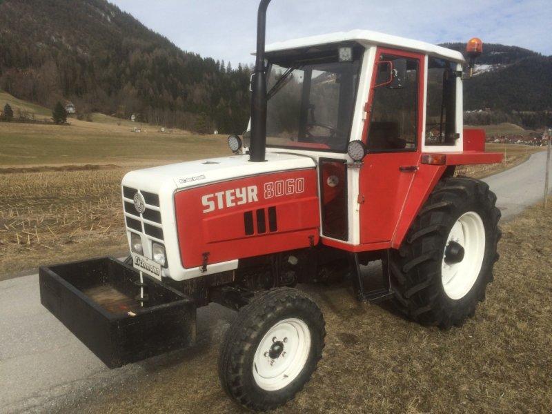 steyr 8060 traktor 8832 oberw lz. Black Bedroom Furniture Sets. Home Design Ideas