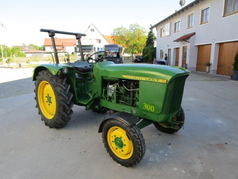john deere lanz typ 300 traktor. Black Bedroom Furniture Sets. Home Design Ideas