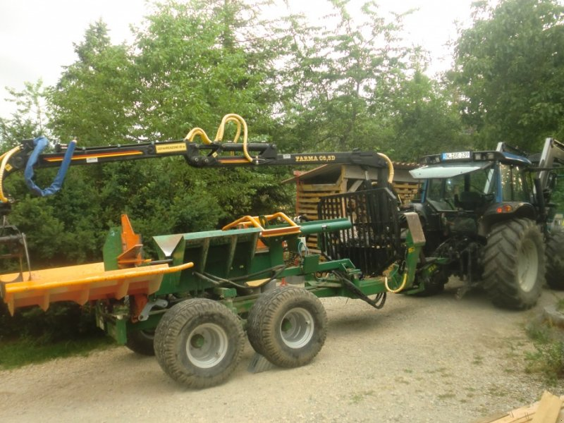 Posch splitmaster 30 r ckewagen holzspalter 72393 for Splitmaster