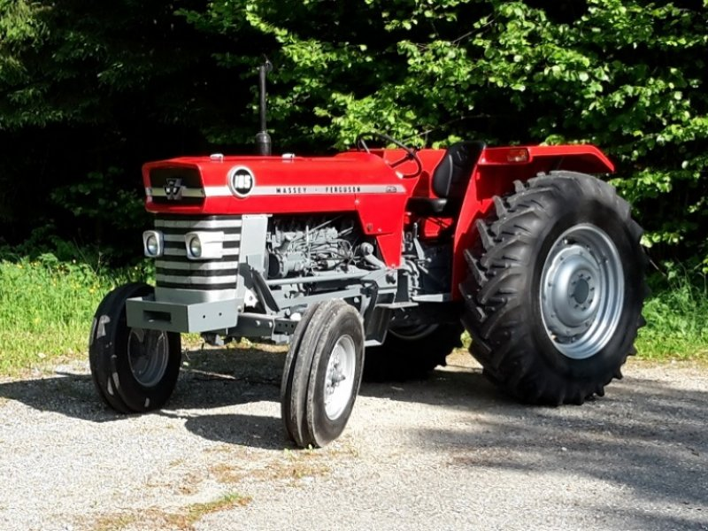 massey ferguson 165 tractor. Black Bedroom Furniture Sets. Home Design Ideas