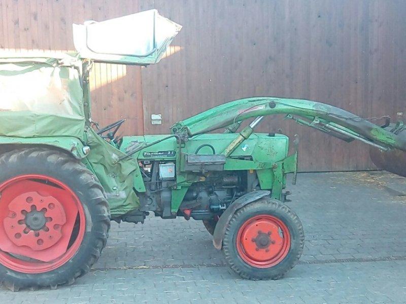 fendt farmer 3s traktor 91722 arberg. Black Bedroom Furniture Sets. Home Design Ideas