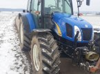 Traktor des Typs New Holland T5050 in Breitenbrunn