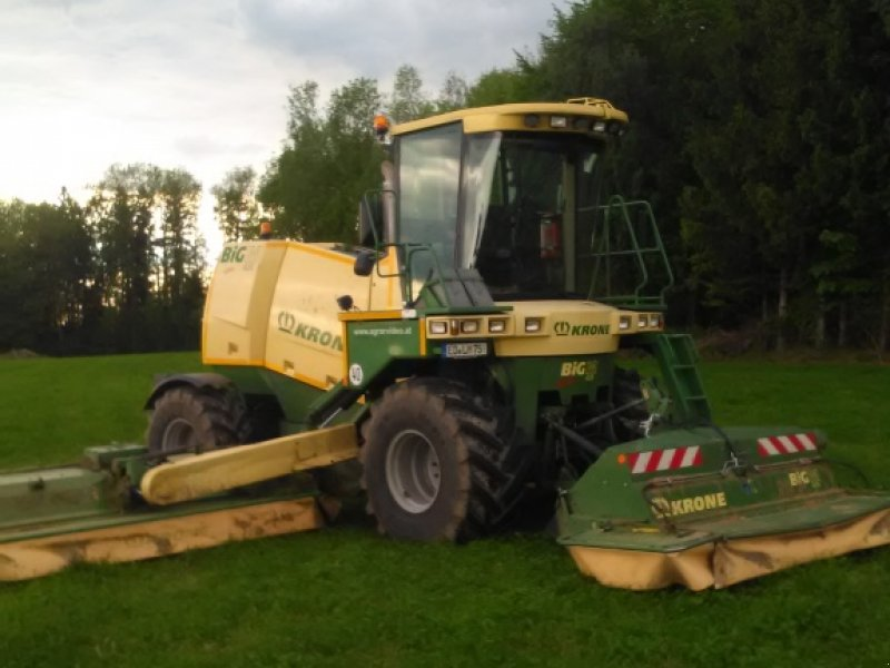 Krone Big M Ii Cv Mowing Device Technikboersecom