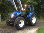 Traktor des Typs New Holland T 4.85 in Kirchhaslach